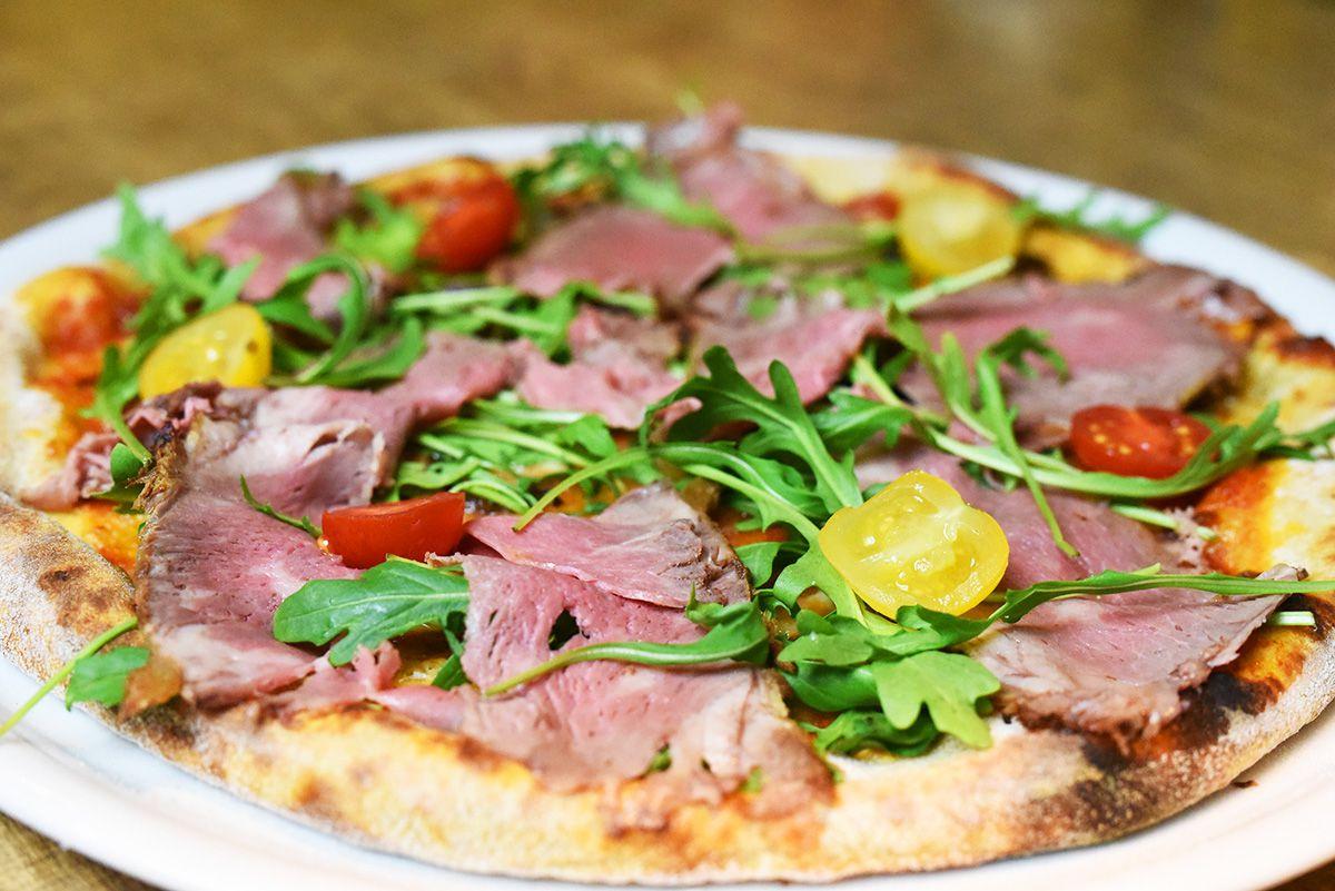 Pizza z kvásku je zdravá pizza!