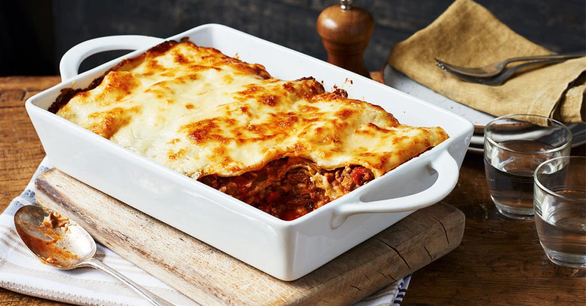 TOP 7 fun faktov otalianskej pochúťke lasagne